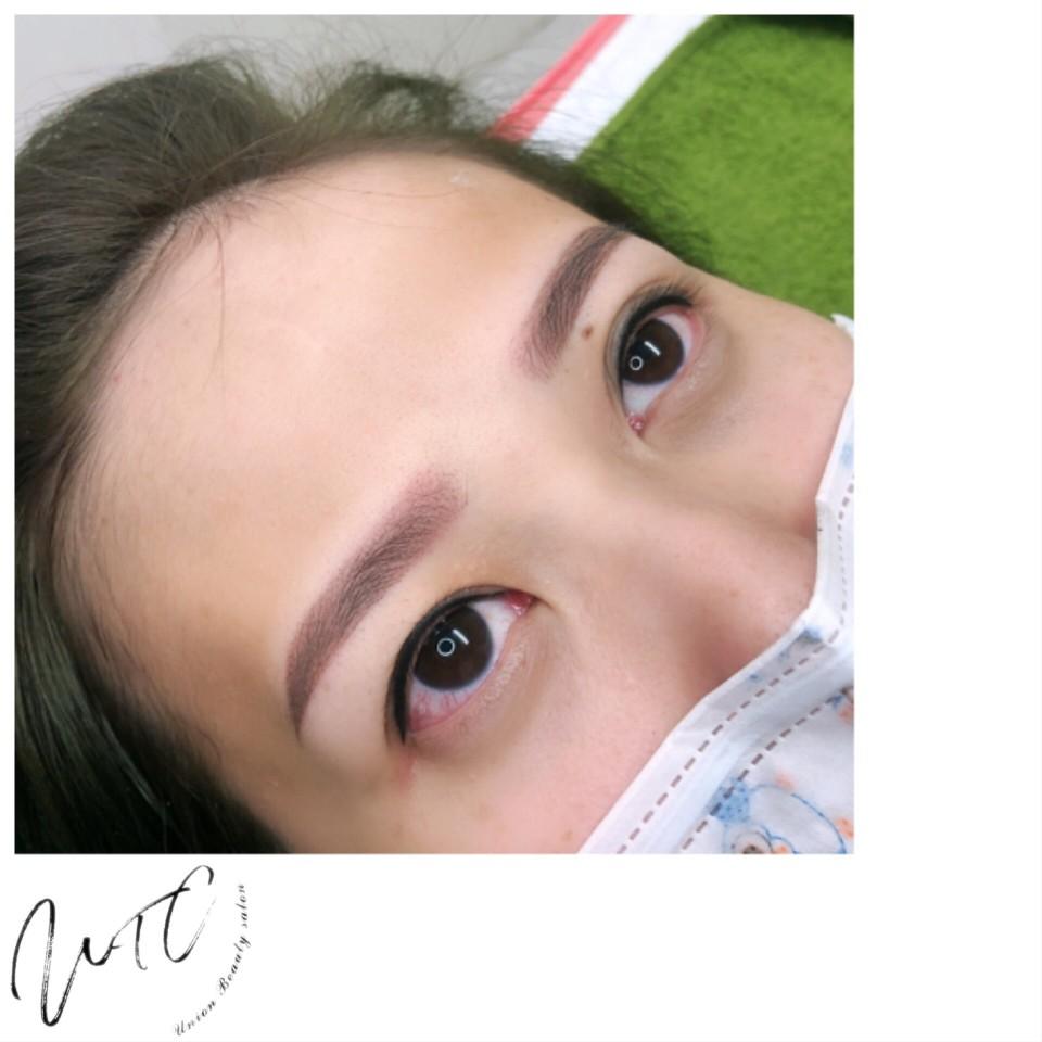 半永久眼線